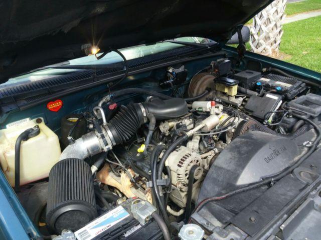 1GNEK13R4XJ510427 - 1999 Solid Axle Swap Chevy Tahoe Vortec