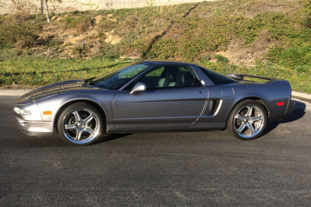 JHNAYT Acura NSXT L Speed Manual - 2000 acura nsx for sale