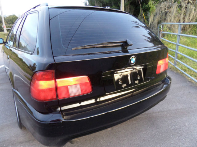 bmw 5 series wagon manual transmission for sale