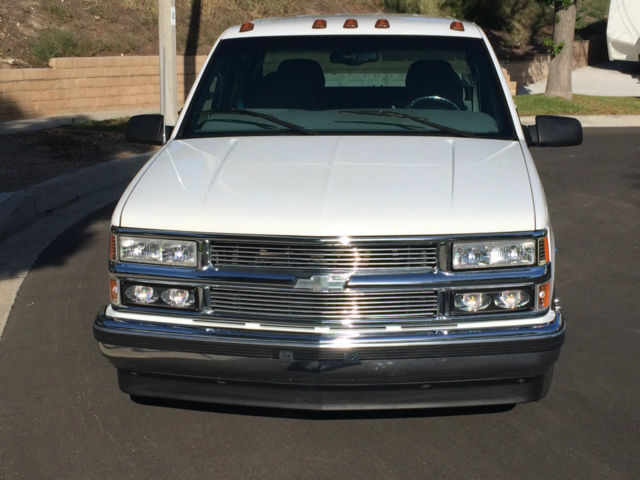 2000 Chevy 3500 Dually 454