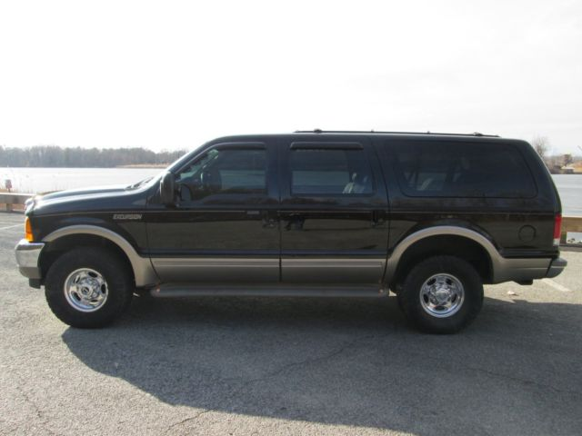 1fmsu43f2yeb34958 2000 ford excursion limited 7 3l powerstroke turbo diesel. Cars Review. Best American Auto & Cars Review
