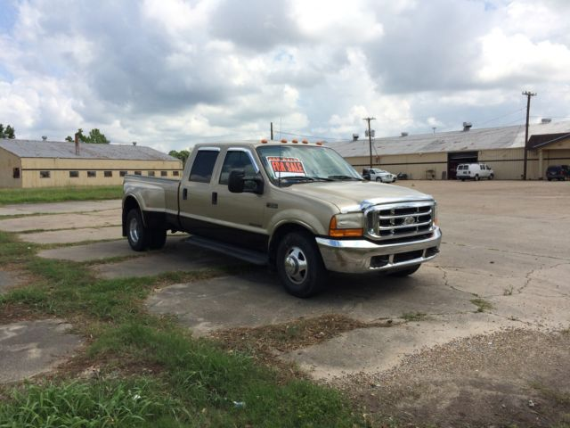 2000 Ford F 350 Drw 7 3 Towing