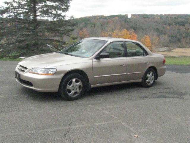 Honda Accord Ex Sedan Door L on 2002 Dodge Durango Hatch Door