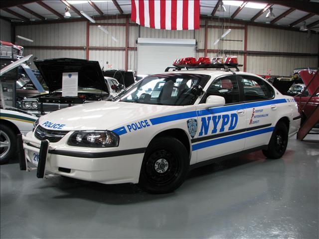 2g1wf55k019154613 2001 chevrolet impala police package movie car nypd. Black Bedroom Furniture Sets. Home Design Ideas