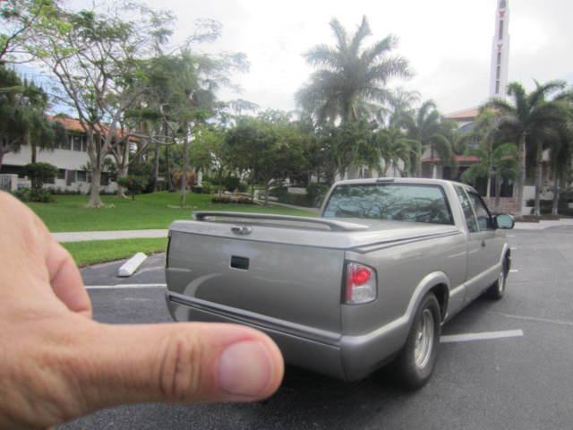 1GCCS1954YK295454 - 2001 Chevrolet S10 383 V8 700R4 Auto Trans