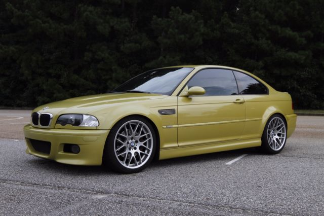 wbsbl93481jr11331 2001 e46 bmw m3 6 speed phoenix yellow 5 year enthusiast adult owner. Black Bedroom Furniture Sets. Home Design Ideas