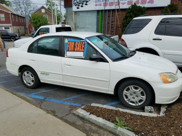 1hgen26522l000204 2001 honda cng natural gas civic gx for Honda civic gx
