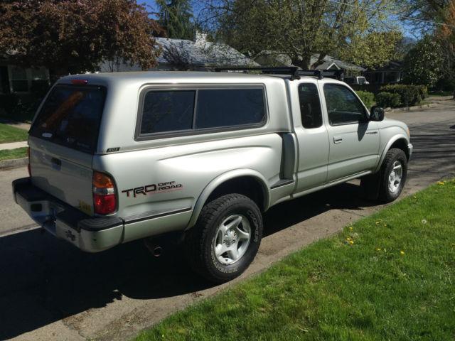 5tewn72n11z788401 2001 Toyota Tacoma Xtra Cab 4x4