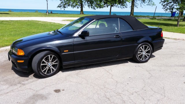 Wbabs33432jy58592 2002 Bmw 325ci Convertible With Hardtop