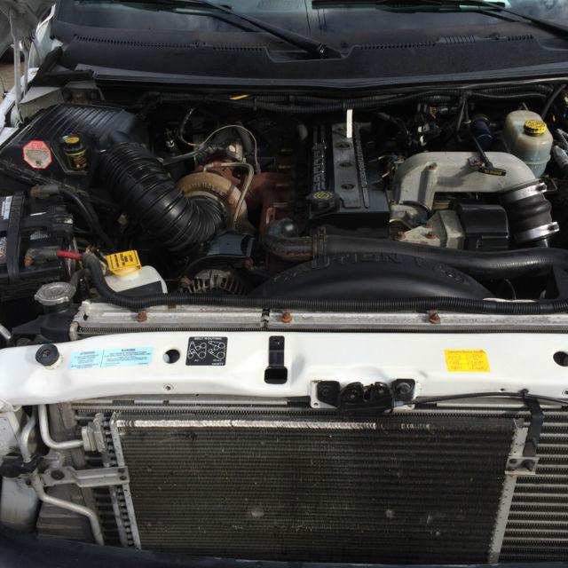 Dodge Ram 1500 Craigslist: 2002 Dodge RAM 2500 SLT 4 X4 5.9L