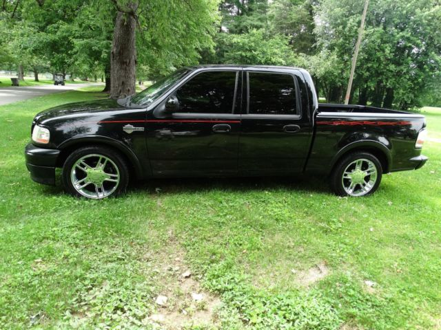 Ford F 150 Harley Davidson Edition Extended Cab Pickup 4 ...