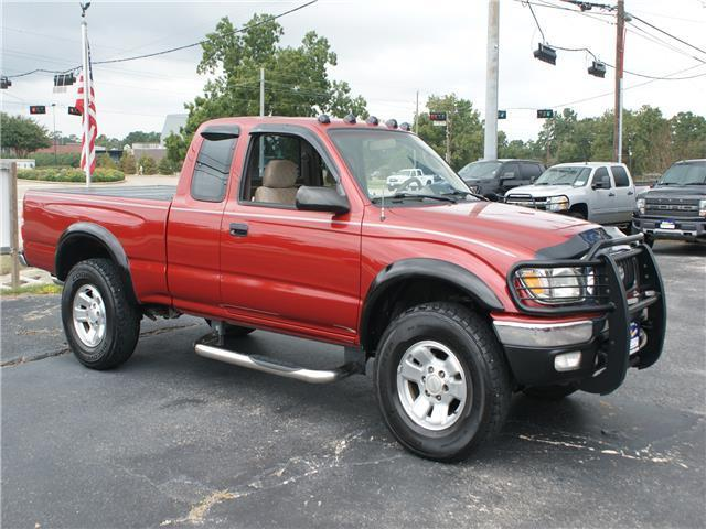 2002 Toyota Tacoma Xtracab >> 2002 Tacoma V6 Automatic Bedcover Bedliner Step Rails Ranch hand 2 Owner Clean - 5TESN92N02Z096609