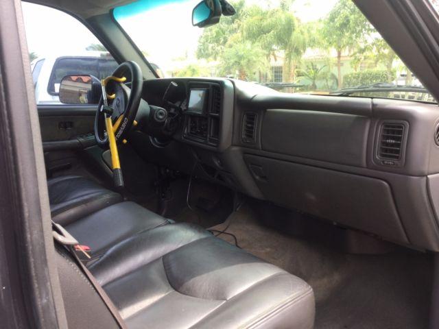 1GCHK23103F220074 - 2003 CHEVY SILVERADO 2500HD Turbo Diesel Duramax Motor Allison Transmission