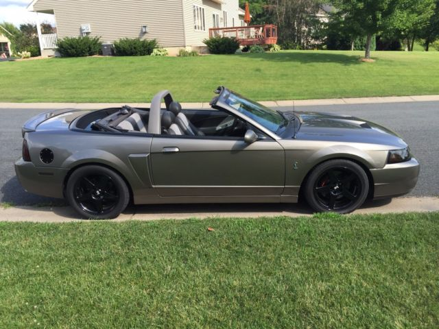 Ford Mustang Terminator A Vendre