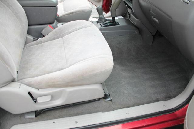 5TEWN72N93Z272676 - 2003 TOYOTA TACOMA XTRACAB STEPSIDE 4X4 V6 RARE ...