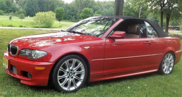 WBABW534X4PL47834 - 2004 BMW 330Ci Convertible ZHP Package 72,850 Mi ...