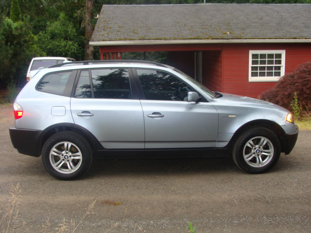 WBXPA93434WC33796 - 2004 BMW X3 $ Door 3.0 Rust Free ...