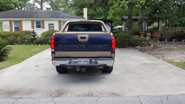 3gnec12t54g171197 2004 Chevrolet Avalanche Limited