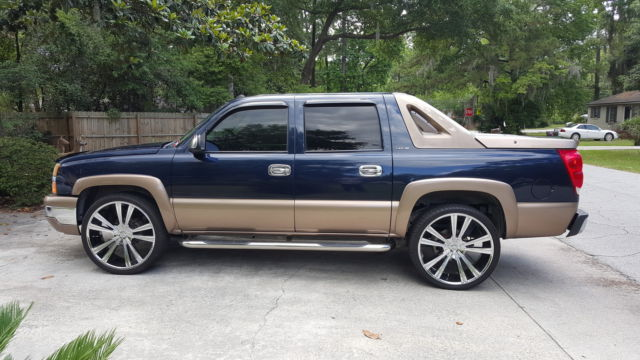 3GNEC12T54G171197 - 2004 Chevrolet Avalanche Limited ...