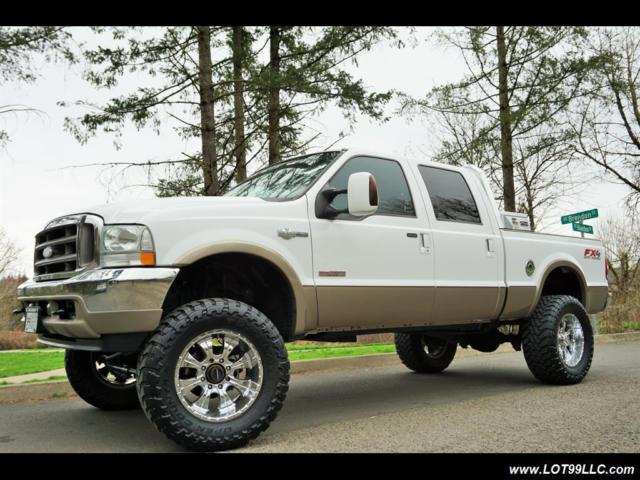 1ftnw21p74ed51623 2004 Ford F 250 Lariat King Ranch 4x4