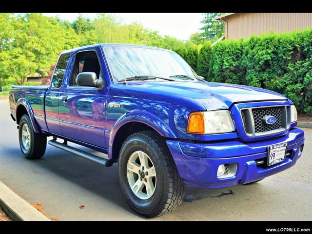 2005 Ford Ranger Edge Supercab 4x4 5 Speed Manual Manual Guide