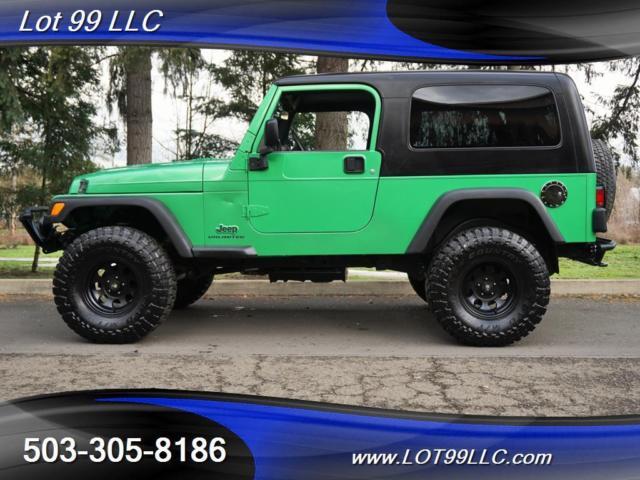 1j4fa49s54p793340 2004 Jeep Wrangler Unlimited 4x4 Lj