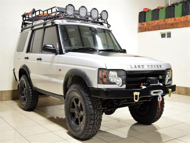 SALTL A 2004 LAND ROVER DISCOVERY 2 SERIES II