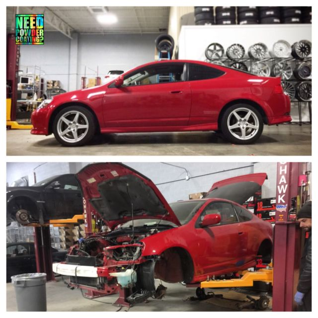 2005 Acura RSX Type-S W/ 4Piston K24