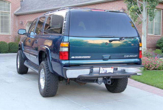 3GNGK26G15G227720 - 2005 Chevrolet Suburban 2500 LT ...