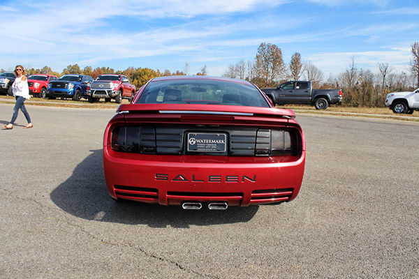 1zvft82h655131539 2005 Ford Mustang Saleen S281