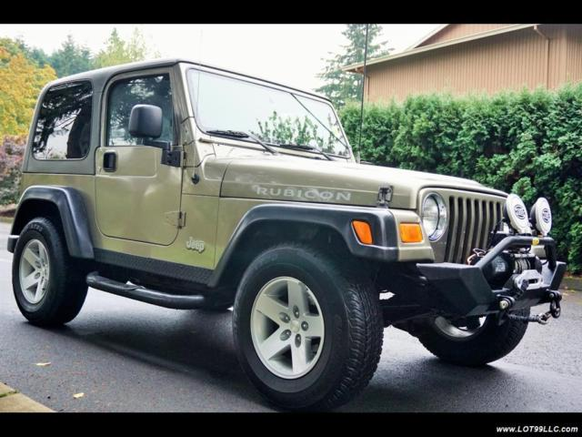 1j4fa69s65p352880 2005 jeep wrangler rubicon hard top 4x4 63k low miles 6 speed manual 2 door suv. Black Bedroom Furniture Sets. Home Design Ideas