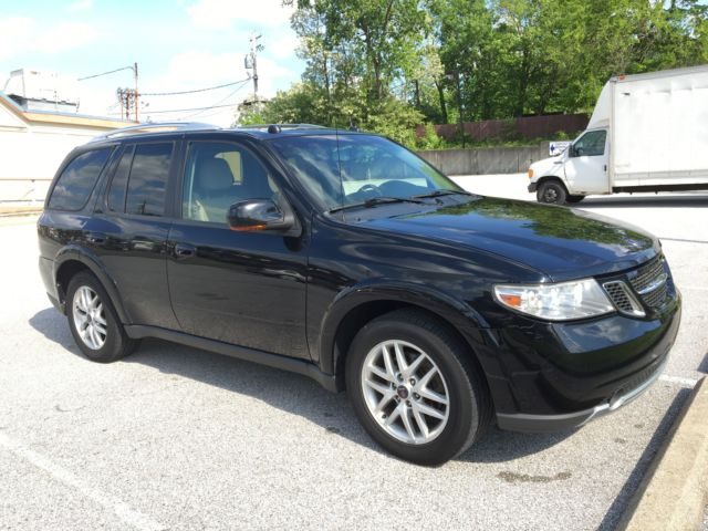 5s3et13s352801186 2005 saab 9 7x 97x suv 4x4 no reserve clean and clear title. Black Bedroom Furniture Sets. Home Design Ideas