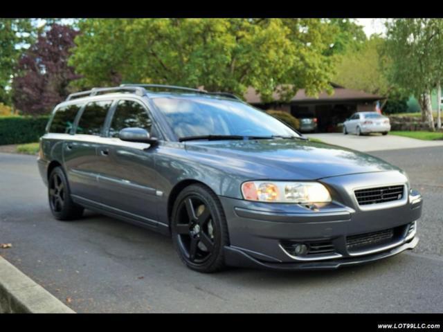 Yv1sj527852474023 2005 Volvo V70 R Wagon Awd Rare Wagon 300hp