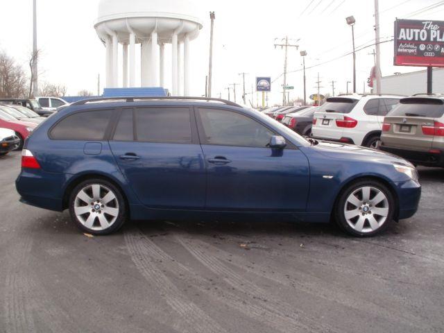 2006 bmw 530xi wagon value