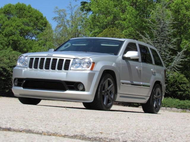 2006 jeep grand cherokee srt8 horsepower