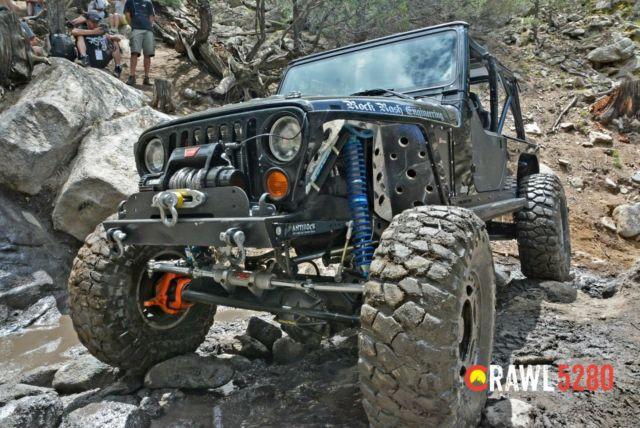 1j4fa64s46p702144 2006 jeep wrangler rubicon unlimited rock crawler on 1 tons