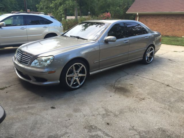 Wdbng75j56a463510 2006 s500 amg mercedes benz for 2006 mercedes benz s500 for sale