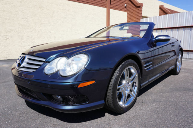 Wdbsk75fx6f108770 2006 sl 500 amg sport convertible like for Mercedes benz 500 convertible