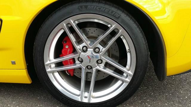 1G1YY26E165115639 - 2006 Z06 Corvette, Hennessey (HPE650
