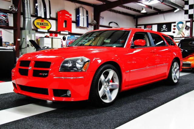 Dodge Power Wagon For Sale >> 2D4GV77397H657297 - 2007 Dodge Magnum SRT8 Wagon Only ...