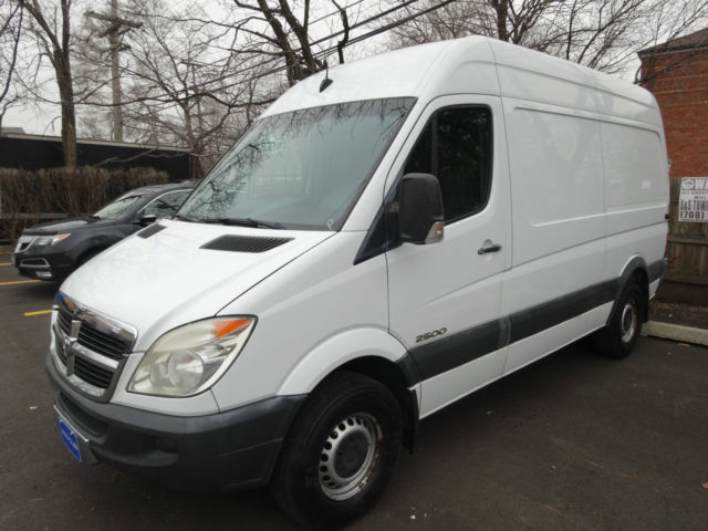 Sprinter Van For Sale >> WD0PE745875175874 - 2007 DODGE SPRINTER 2500 DIESEL ,ONE ...