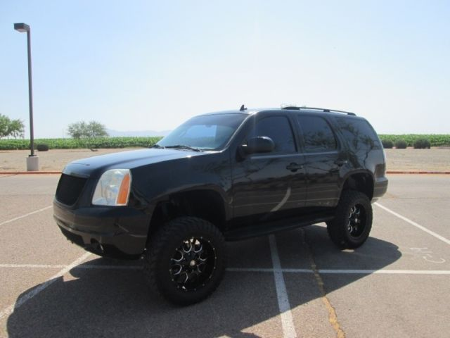 Lifted Gmc Canyon For Sale >> 1GKFK13047R183015 - 2007 GMC Yukon Lifted/Wheels/Tires 4WD 4dr 1500 SLT