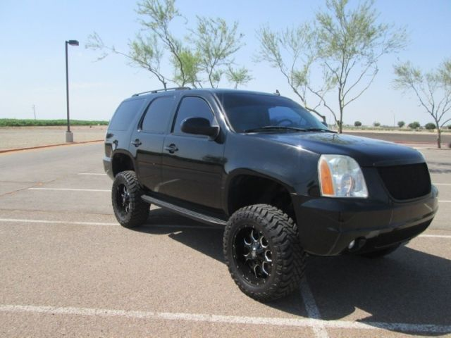 1gkfk13047r183015 2007 Gmc Yukon Lifted Wheels Tires 4wd