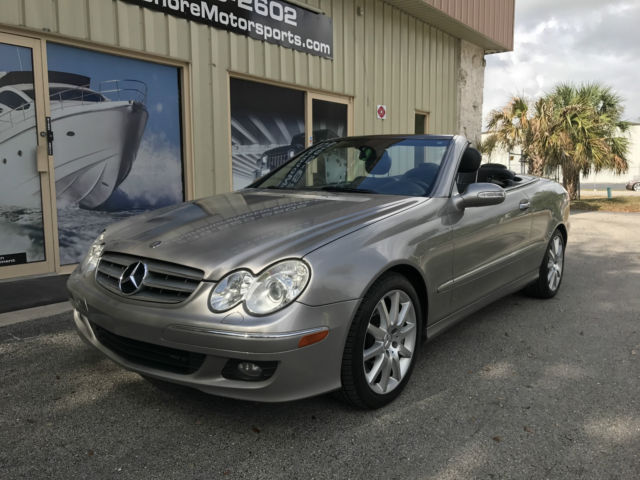 Wdbtk56fx7f212376 2007 mercedes benz clk350 convertible for Mercedes benz clk350 convertible for sale