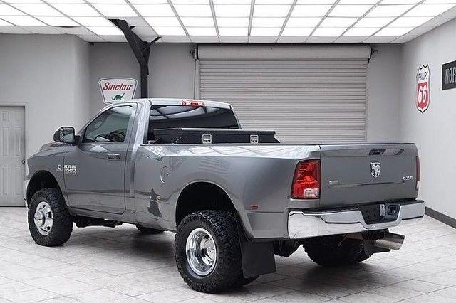 3c63rral4dg601100 2008 Dodge Ram 3500 Diesel 4x4 Dually