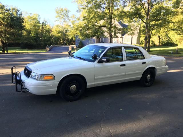 2FAHP71V08X124290 - 2008 Ford Crown Victoria Police