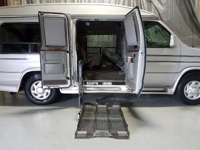 2008 ford econoline e350 mpg