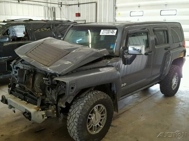 5gten13ex88100178 2008 hummer h3 suv for sale cheap light damage repairable suv. Black Bedroom Furniture Sets. Home Design Ideas