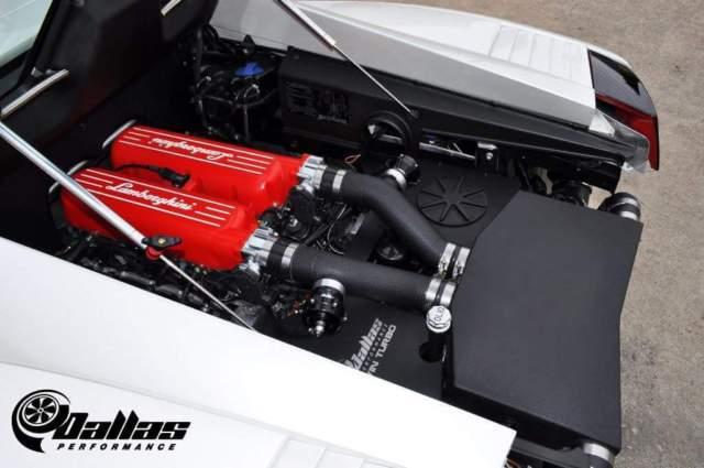 Zhwgu12t18la05941 2008 Lamborghini Gallardo Twin Turbo 1500hp
