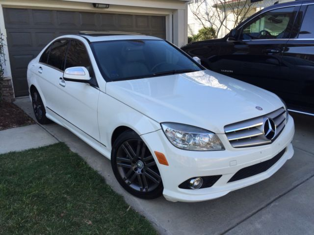 Wddgf81x38f110319 2008 mercedes benz c300 4matic for 2008 mercedes benz c class c300 for sale